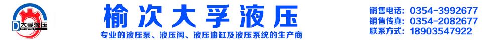 榆次大孚液压有限公司Logo