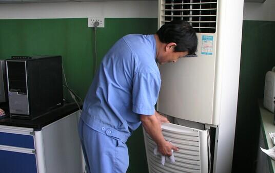自己动手清洗空调步骤和注意事项丨奥克斯空调不制冷