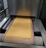 微波干燥粮食客户实验