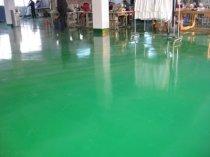 环氧树脂砂浆薄涂地坪