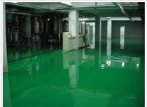 环氧树脂玻纤层防腐地板