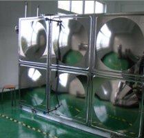 不锈钢组装水箱2