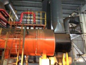 废酸、废盐、废渣焚烧炉