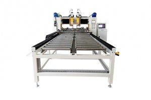 龙门焊自动化生产线