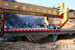 桥梁建设安装