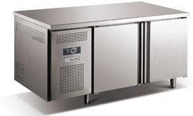 平面冷藏柜