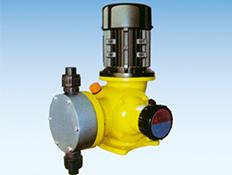 Diaphragm metering pump GM