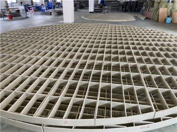 氨法脫硫塔填料支撐格柵板
