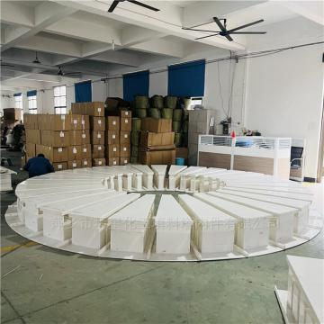 DN5800塑料槽盘式分布器