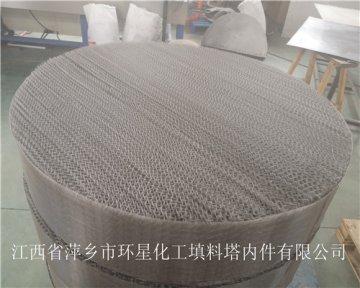 CY700型丝网波纹填料