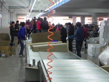 台州威震输送设备有限公司专注流水线的生产和研发