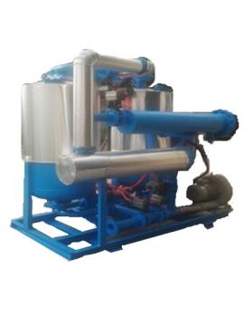 零气耗鼓风加热再生吸附式干燥机