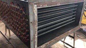 稻壳热风炉