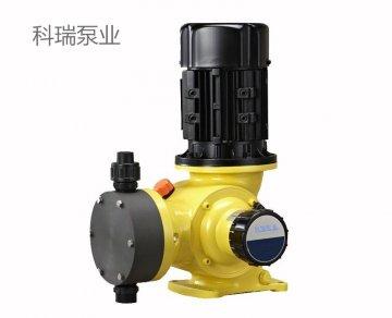 计量泵泵头材质如何选择