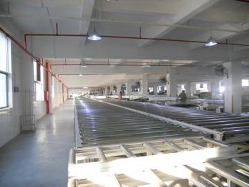 床墊流水線  流水線   生產線   床墊生產線  席夢絲流水線   床墊設備