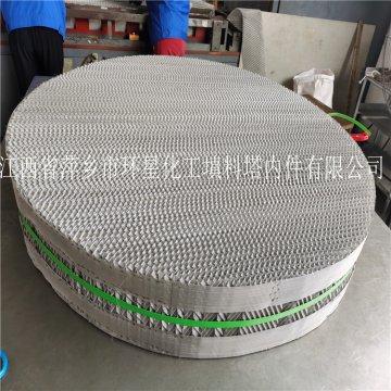 BX500型PLUS絲網波紋填料
