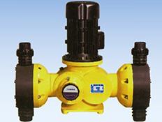 Diaphragm metering pump GB-S
