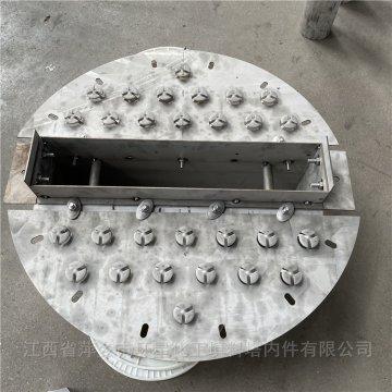 三元废水汽提项目固阀塔板