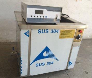 單槽超聲波清洗機