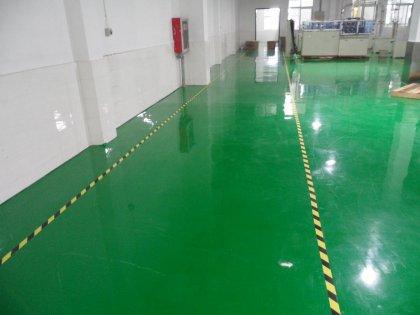 环氧树脂砂浆滚涂地板