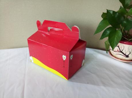 白卡纸盒瓦楞盒05