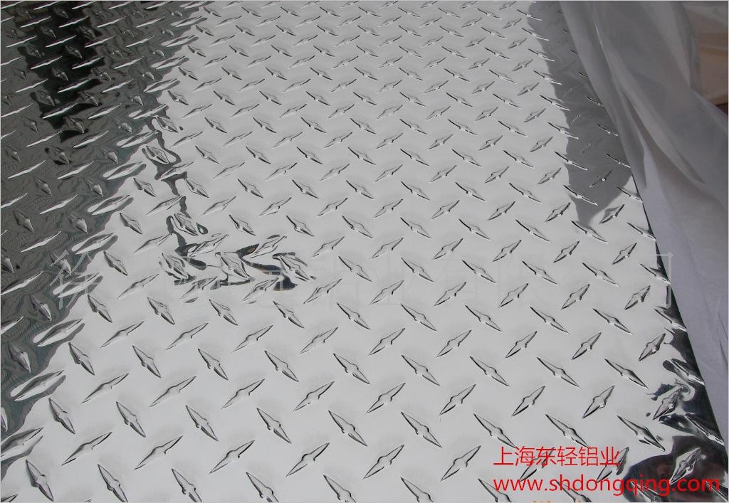 指針花紋鋁板價格圖片