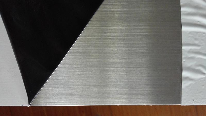 拉絲鋁板價格圖片