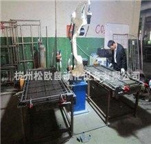 护栏网片焊接
