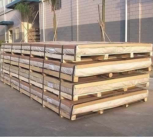 超长超宽铝板