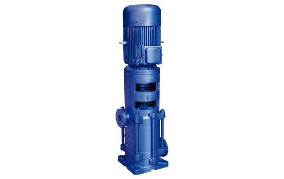 立式多级单吸管道式离心泵(KQDG)