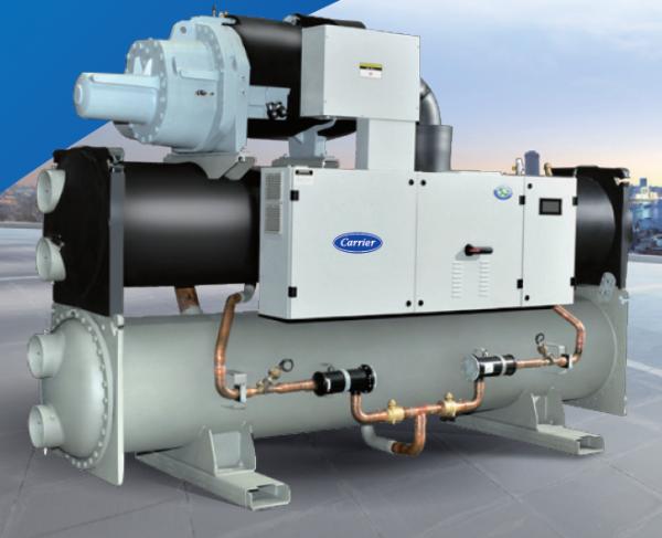 30XW高效螺杆式冷水机组
