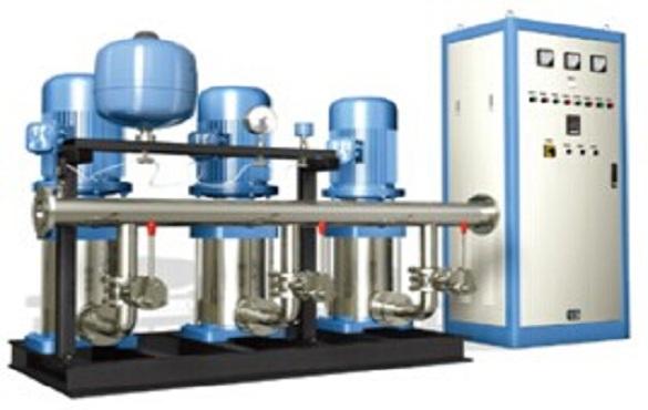 組合式給水設備