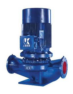 凯泉第四代KQL系列单级立式离心泵
