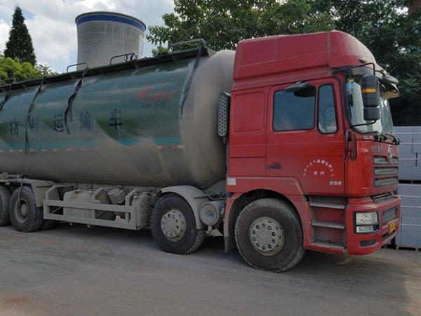 散装水泥,砂浆运输车