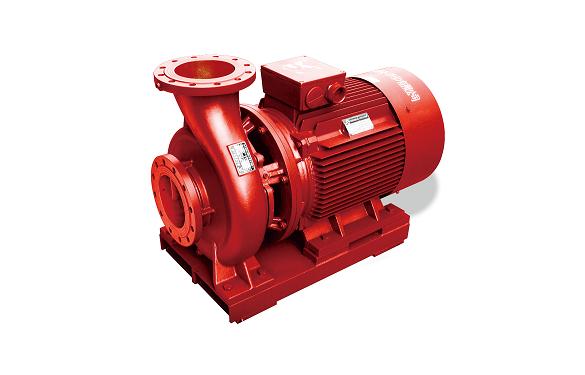 卧式单级单吸消防泵(XBD-W)