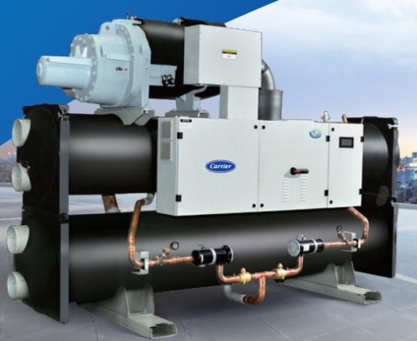 61XW螺杆式水源热泵机组