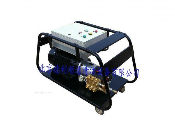 电机驱动下水道高压清洗机
