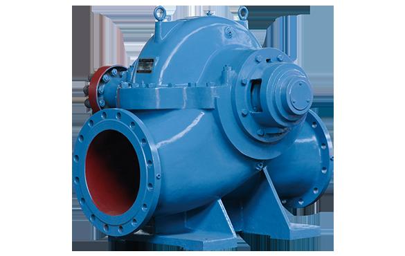 臥式單級中開式雙吸離心泵(KQSN)