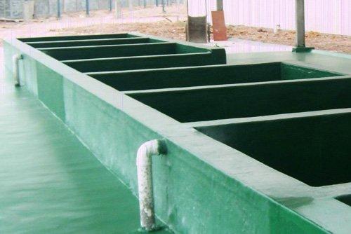 污水池施工图4