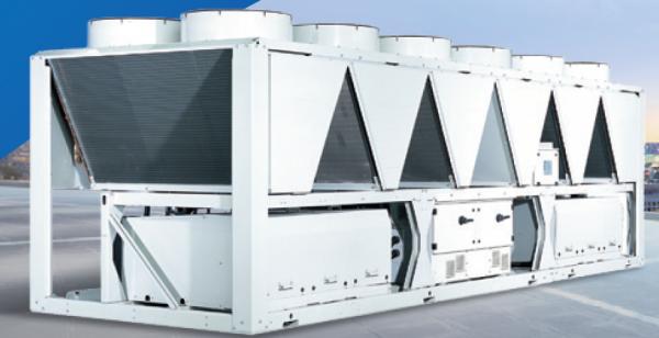 30XQ螺杆式风冷热泵机组