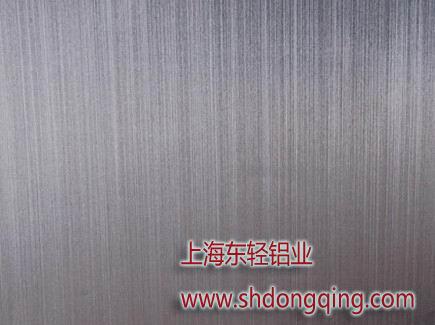 拉絲鋁板-長絲價格圖片