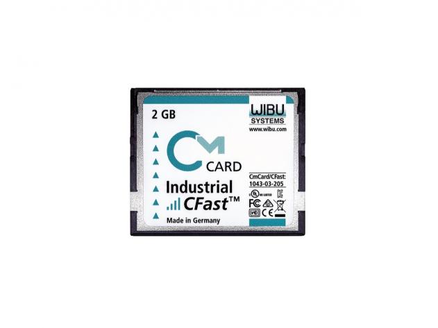 CmCard/CFast加密锁