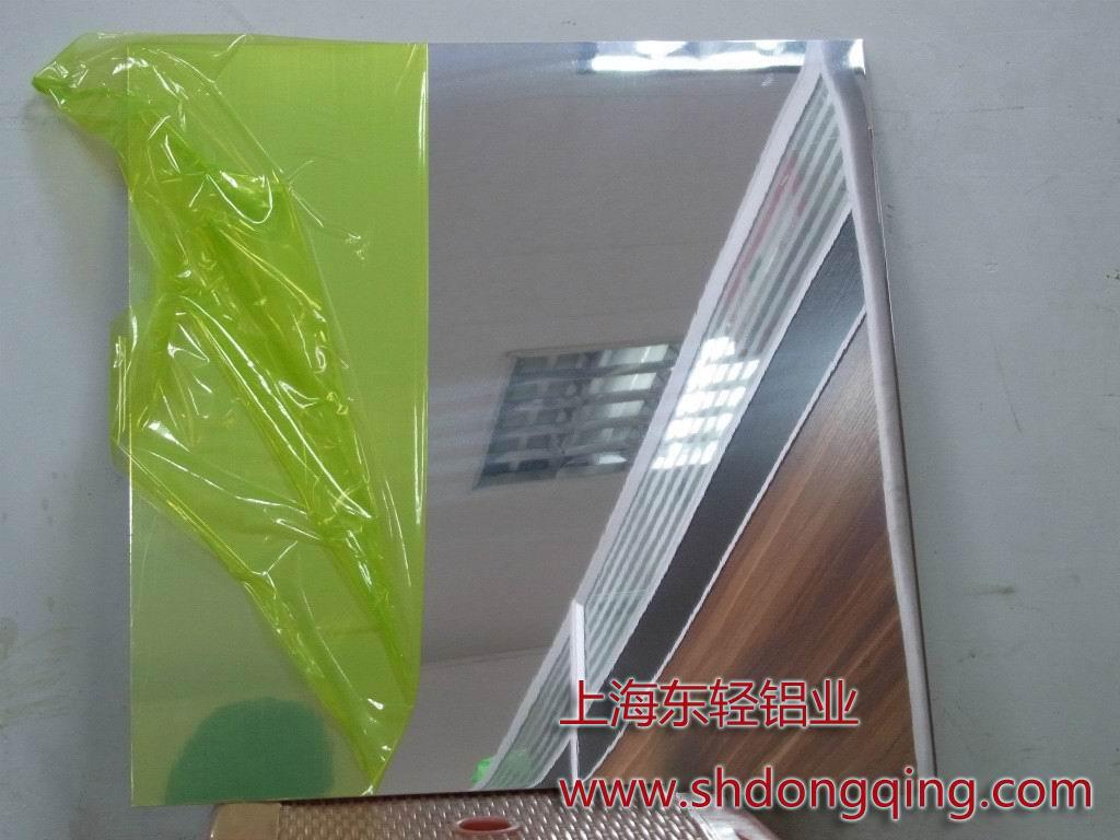 镜面铝板价格图片